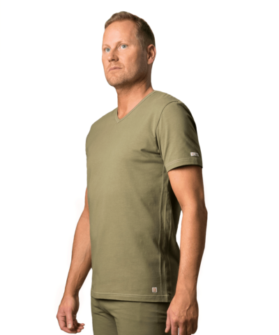 Organic-cotton-clothing-t-shirt-dhila-olive-green-1