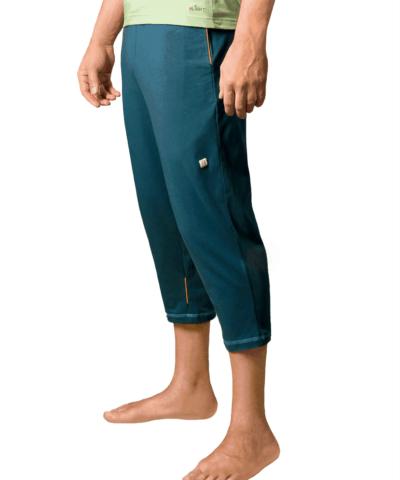 Organic-cotton-retro-pants-haddi-moroccon-blue-1-1