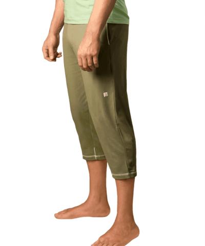 Organic-cotton-retro-pants-haddi-olive-green