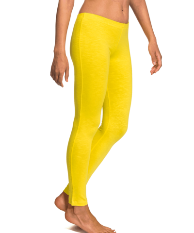 b-light-organic-cotton-leggings-saral-blazing-yellow-3