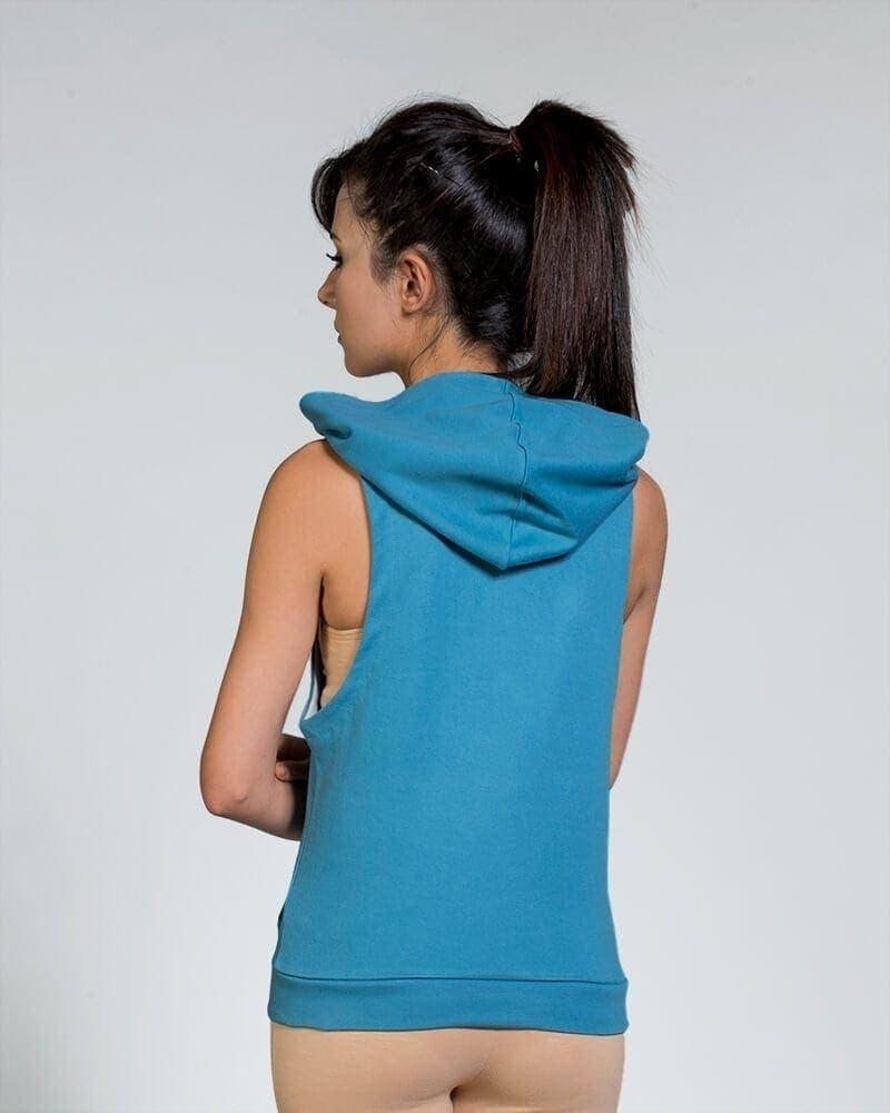 b-light-organic-sportswear-yuva-hoodie-blue-sapphire-2