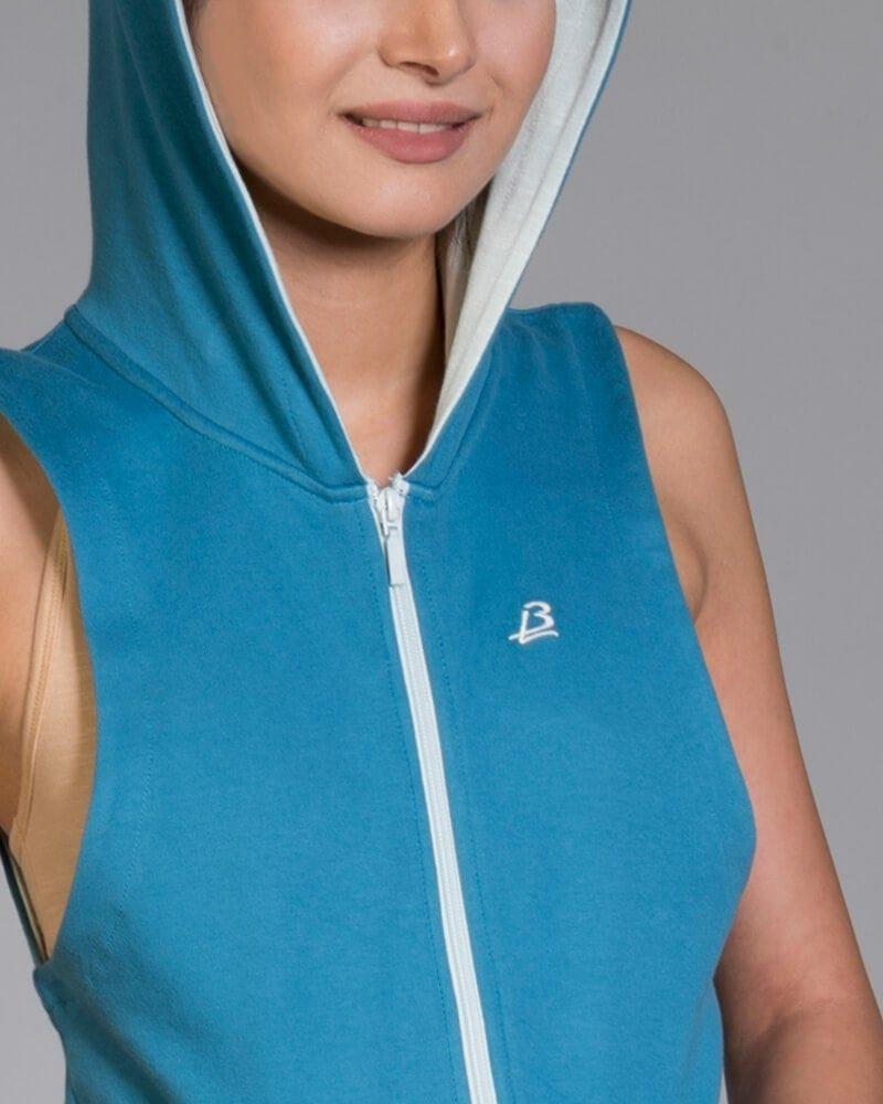b-light-organic-sportswear-yuva-hoodie-blue-sapphire-2.2