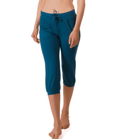 b-light-ekologiska-bomulls-capris-yoga-sport-jeb-moroccon-blue