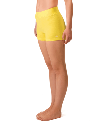 b-light-organic-sportswear-shorts-tina-blazing-yellow