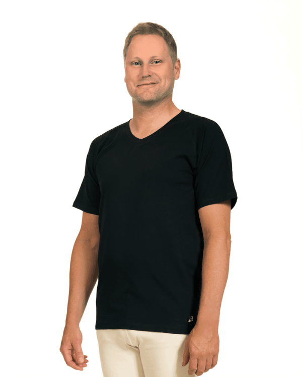 b-light-organic-cotton-t-shirt-devadara-charcoal-grey-black-1